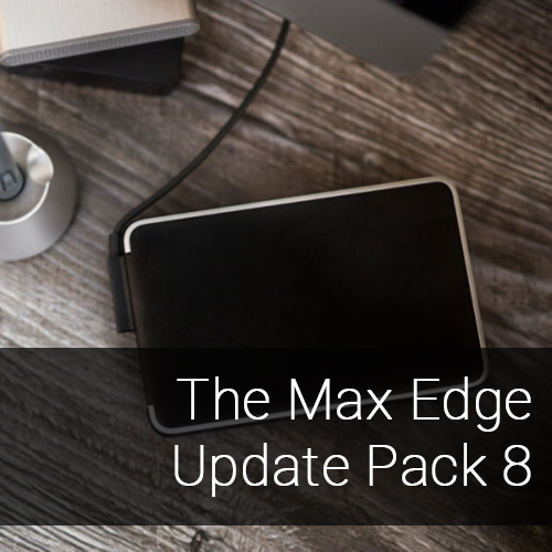 Max Edge Update Pack 8