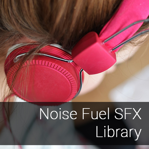 Noise Fuel SFX Library
