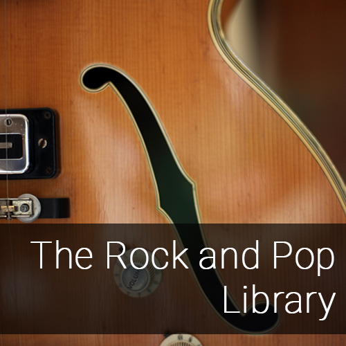 The Rock and Pop Library